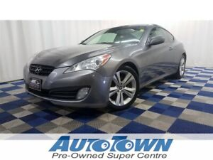 2010 Hyundai Genesis Coupe 2.0T/BLUETOOTH/AC/GREAT PRICE!