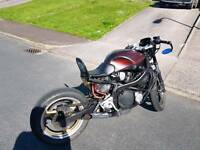 SUZUKI gsx750f rat bike #swap#