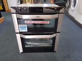 Brand new Belling Double Oven built in