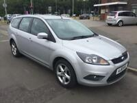 FORD FOCUS 1.6 ZETEC TDCI ESTATE 2010