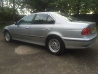 BMW 523i AUTOMATIC PRISTINE CONDITION 2 OWNERS NOT AUDI VW MERCEDES SKODA SEAT VAUXHALL FORD CHEAP