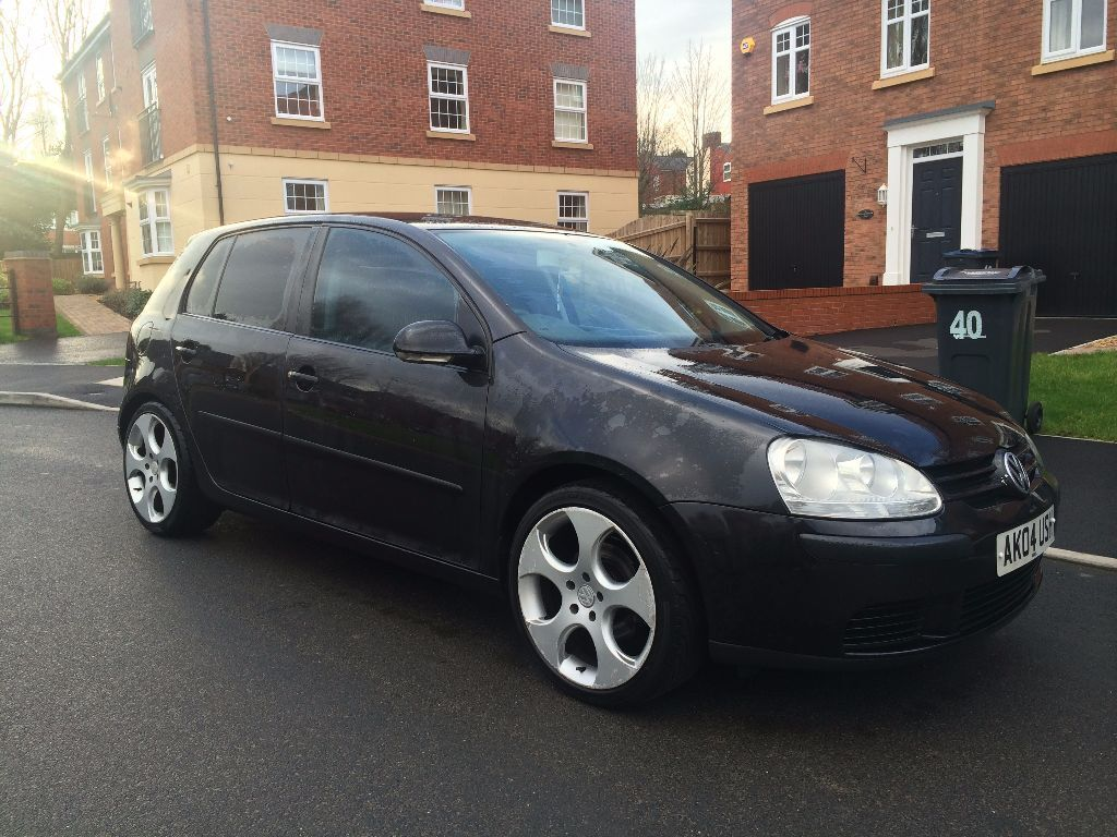 2004 vw golf s 1 4 lpg gas converted 18 gti monza alloys. Black Bedroom Furniture Sets. Home Design Ideas