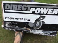 1200w mitre chop saw