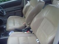 x-trail leather seats