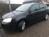 VW Golf 1.4S 2004/54 MK5 Reliable car still insured and taxed