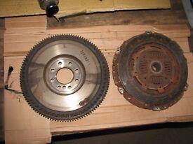 Ford Transit 2.2 Tdi Solid Flywheel & Clutch Kit Mk7