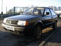 VW POLO MK2 COUPE 1.0 LTR 1993, CLASSIC, MOT, HPI CLEAR, 85K GENUINE MILES
