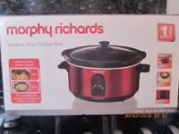 Morphy Richards Ceramic Slow Cooker
