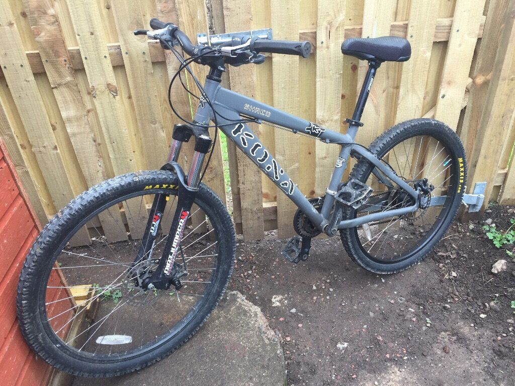 Kona Shred Mountain Bike In Milton Of Campsie Glasgow Gumtree