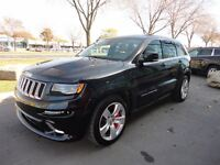 2014 Jeep Grand Cherokee SRT*TRAILER TOW GRP IV*EXTRA CLEAN