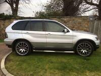 *** BMW X5 3.0d full history swap px car van ***