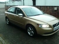 008 57 VOLVO S40 1.8 S ** SERVICE HISTORY ** MUST BE SEEN ** 12 MONTH MOT **