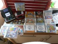 Massive Nintendo DSi and DS Lite Bundle - 28 Games!