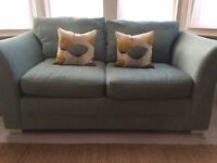 Two and three seater Next sofas. Will sell separately.