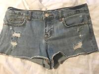 Victoria's Secret Denim Shorts