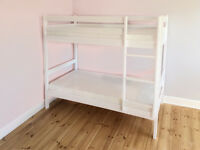 Lovely New! solid pine bunk beds. Free delivery in Exeter