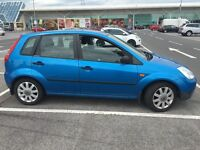 2004 54 plate Ford Fiesta Firefly