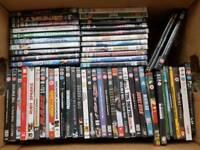 59 dvd's