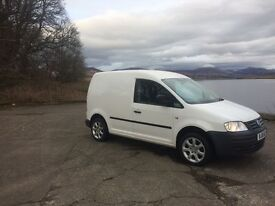 2010 vw caddy tdi