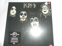 Kiss 1st album new.