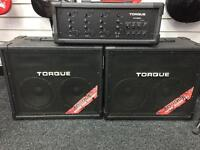 Torque T410 PA System