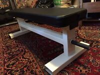 Heavy Duty Olympic Commercial Gym Flat Weight Lifting/Press Bench