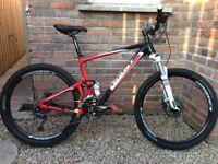 22728129220 Giant Anthem X Full Suspension Mountain Bike