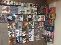 BON JOVI - COLLECTABLE JOB LOT (CDs, DVD, VIDEOs, & CASSETTEs)