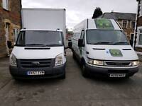Best Removals offer Big Luton Van and Long Pabel Van We guarantee high standard and low prices