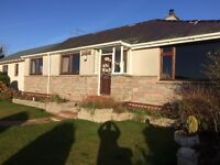 Detached 3 bedroom bungalow at lochussie by Dingwall