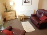 SPACIOUS FULLY FURNISHED SECURE FLAT, CLEAN, WELL MAINTAINED
