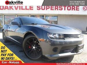 2014 Chevrolet Camaro 2LS | ONLY 33,478 KM's | AUTOMATIC | BLUET