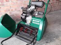 qualcast 45s classic cylynder lawnmower for sale
