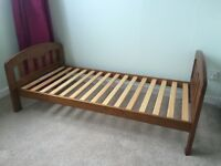 John Lewis Rachel Cot Bed - Excellent Condition