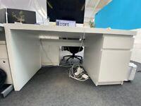 Classic Rectangular Office Desk (2 for £39.99, 3 for £64.99)