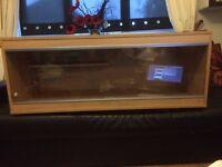 brand new vivarium 115cm wide 49 deep 44cm high