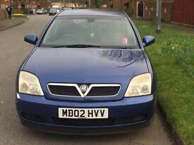 2002 Vauxhall Vectra