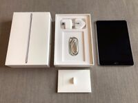 Apple iPad 64GB (Wi-Fi Model) - Space Grey, Mint Condition in Box, Case Excellent Christmas Present