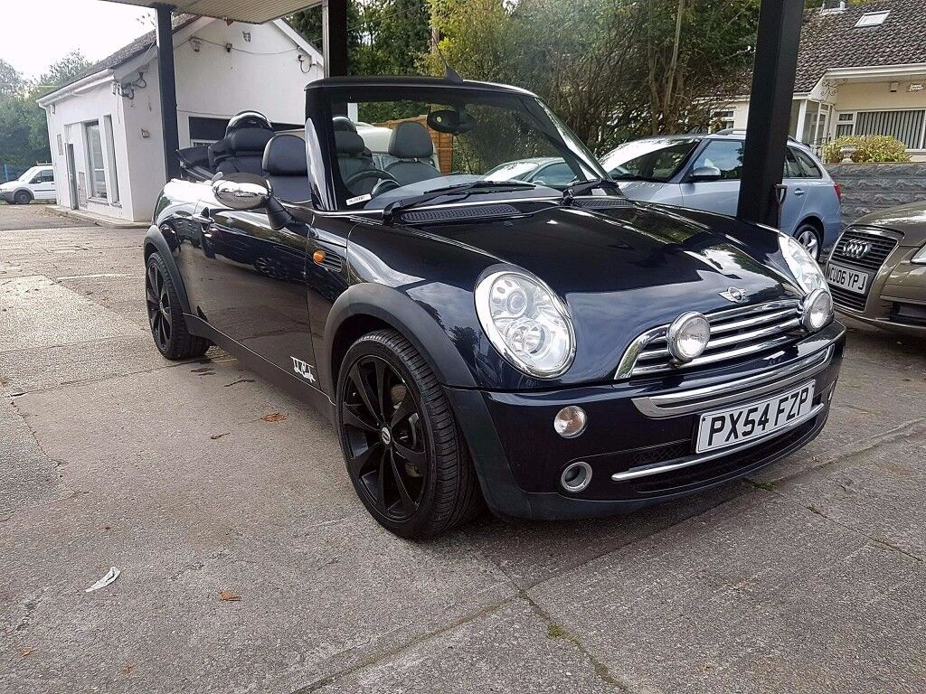 MINI Convertible 1.6 Cooper 2dr CD, PETROL, WARRANTY, CARD PAYMENTS,FINANCE AVAILABLE