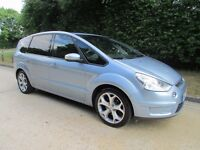 2007**Ford S-Max 2.0 TDCi Titanium 5dr**Full Service (10 STAMPS)*CAMBELT DONE
