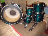 pearl session drum kit