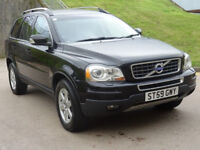 VOLVO XC90 2.4 D5 ACTIVE AWD 5d 185 BHP *FULL SERVICE RECORDS (8 STAMPS) + 1 PREVIOUS KEEPER +