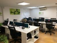 Office accommodation (670 sq ft) in Wimbledon Broadway - short term let 12-24 months