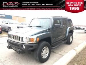 2007 Hummer H3 4X4/LEATHER/SUNROOF/99K