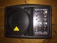 Behringer Eurolive B205D Compact 150 Watt PA/Mixer