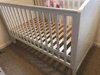 Humphrey corner cot bed