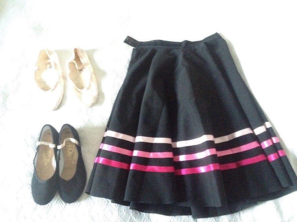 Girls ballet clothes