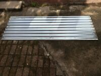 Free used corrugated metal roof sheets for collection (15)