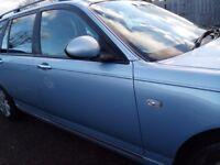 Rover 75 Diesel Auto Eastate sat nav.