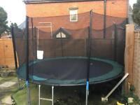 15ft trampoline for se